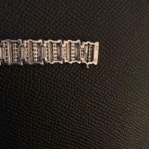 Jewelry - Diamond sterling silver